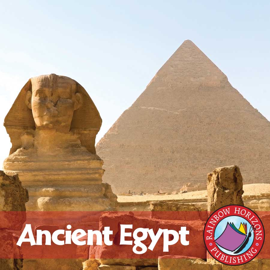 Ancient Egypt Gr. 4-6 - eBook
