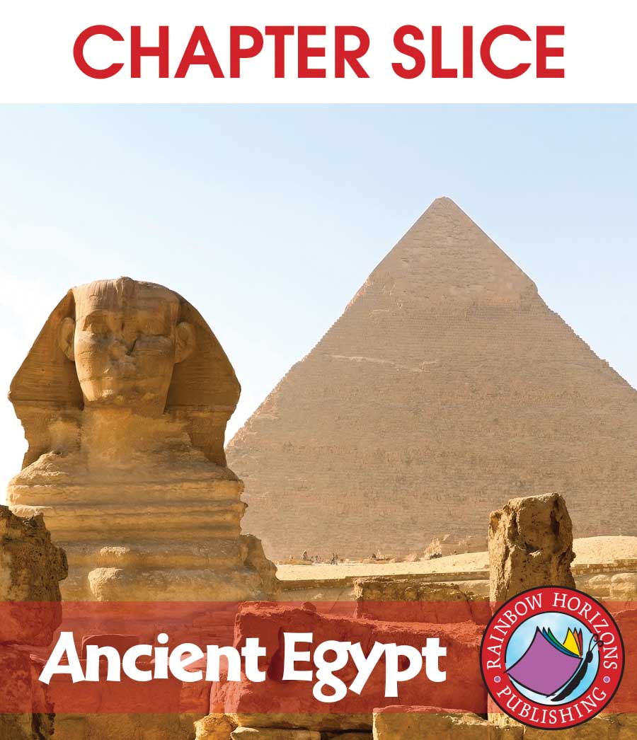 Ancient Egypt Gr. 4-6 - CHAPTER SLICE - eBook