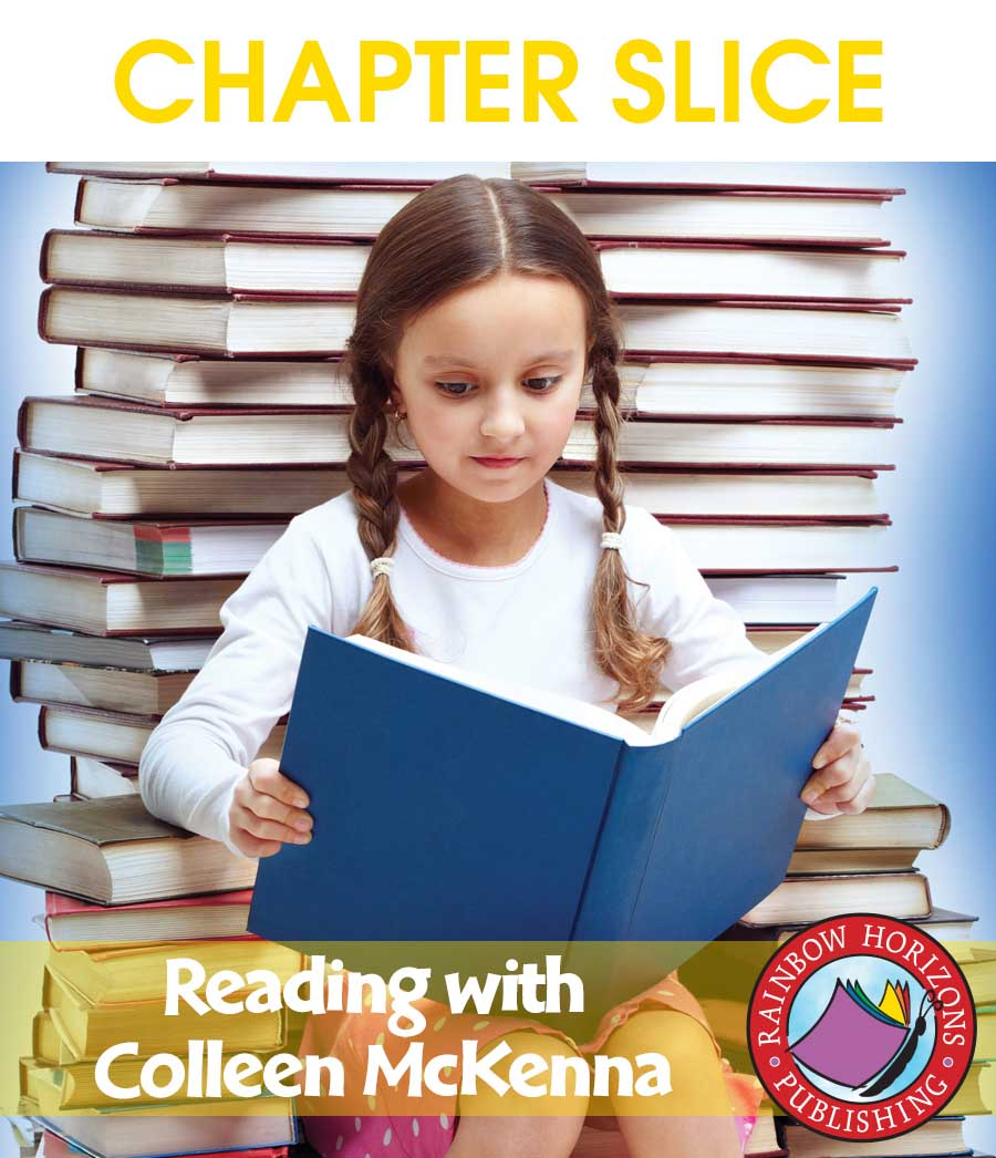 Reading with Colleen McKenna (Anthor Study) Gr. 3-6 - CHAPTER SLICE - eBook