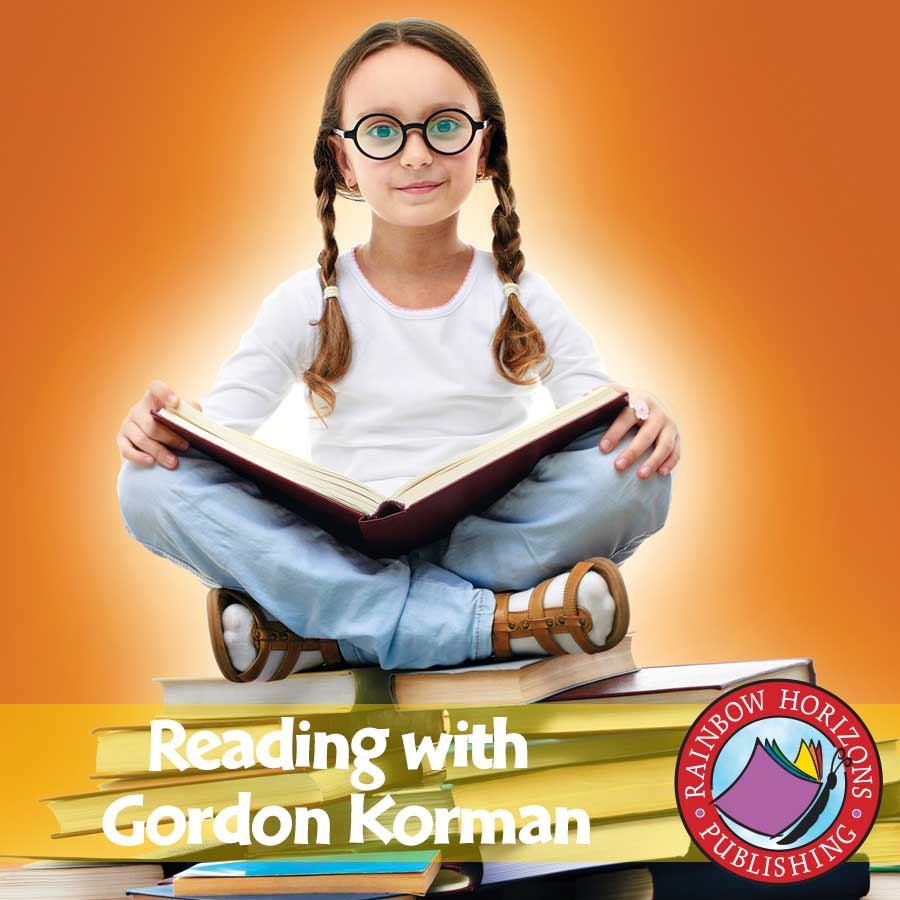 Reading with Gordon Korman (Author Study) Gr. 3-6 - eBook
