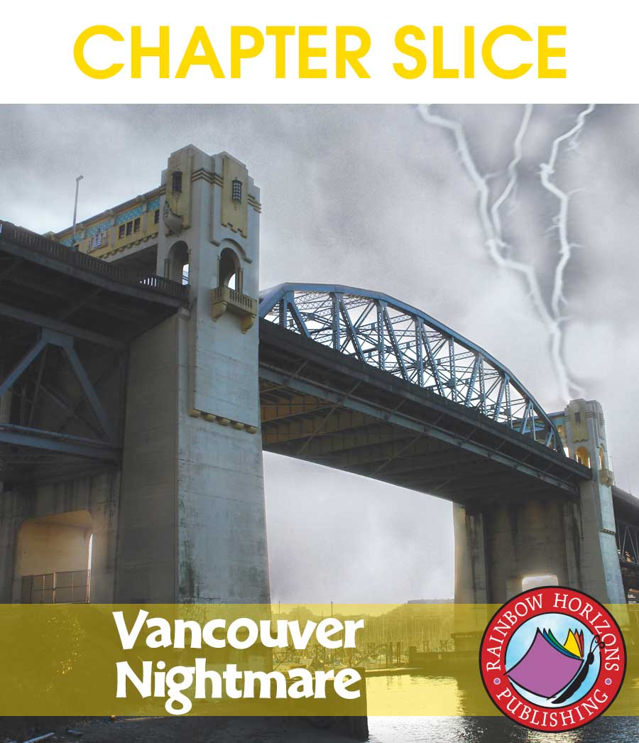 Vancouver Nightmare (Novel Study) Gr. 6-8 - CHAPTER SLICE - eBook