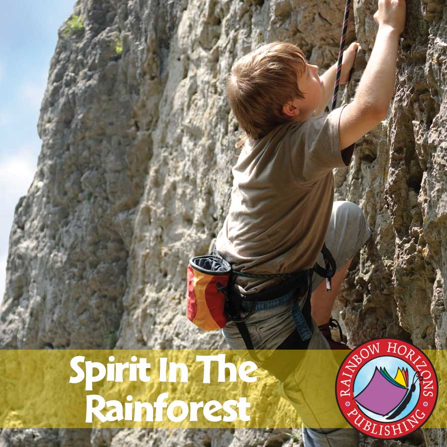 Spirit In The Rainforest (Novel Study) Gr. 6-8 - eBook