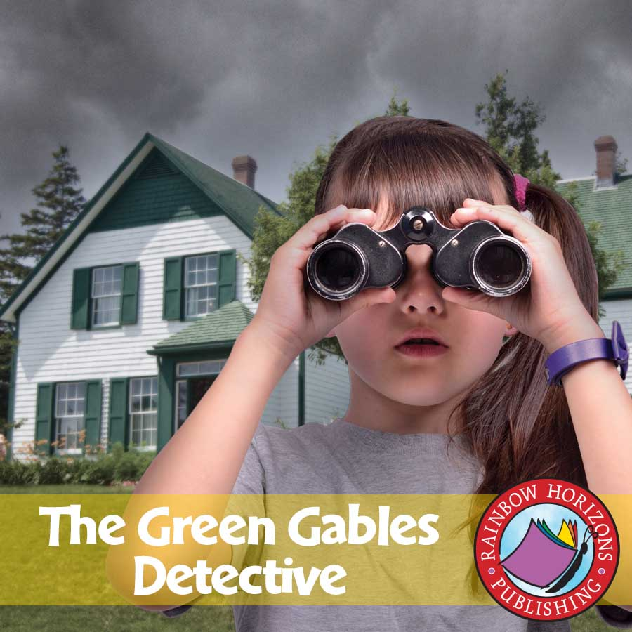 The Green Gables Detectives (Novel Study) Gr. 6-8 - eBook