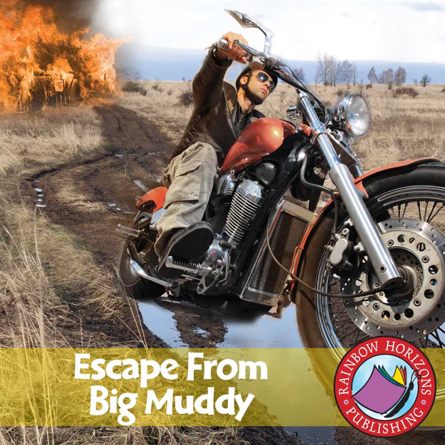 Escape From Big Muddy (Novel Study) Gr. 6-8 - eBook