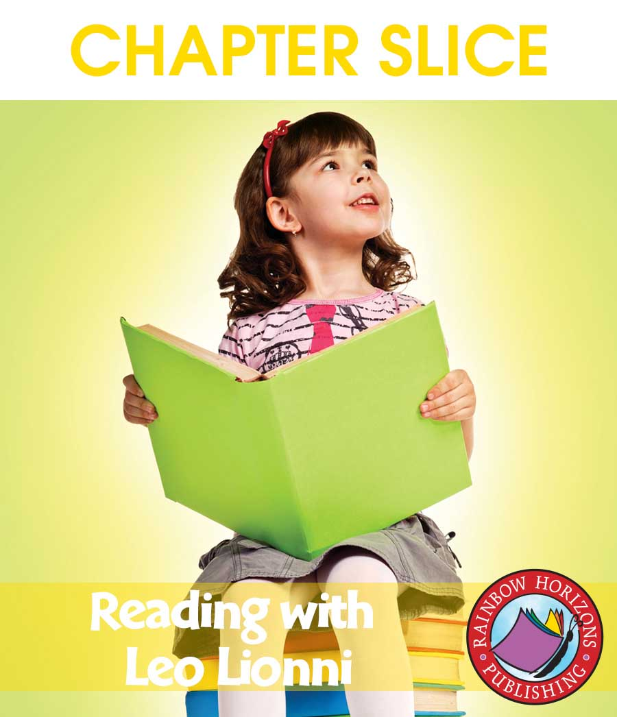 Reading with Leo Lionni (Author Study) Gr. 1-2 - CHAPTER SLICE - eBook