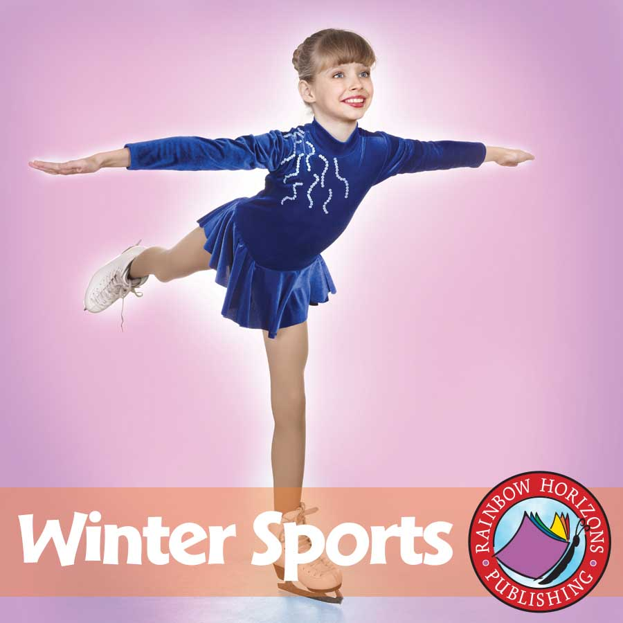 Winter Sports Gr. 2 - eBook
