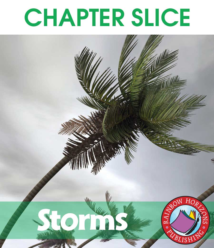 Storms: Hurricanes, Tornadoes, Blizzards & Drought Gr. 1-3 - CHAPTER SLICE - eBook