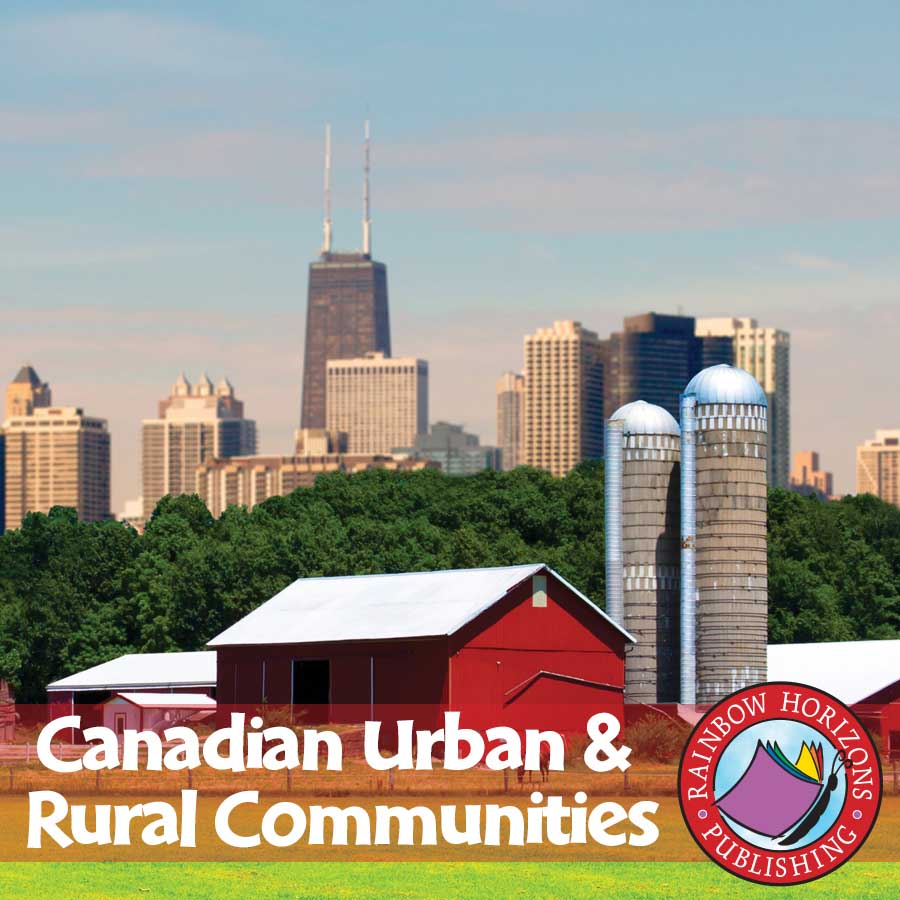 Canadian Urban And Rural Communities