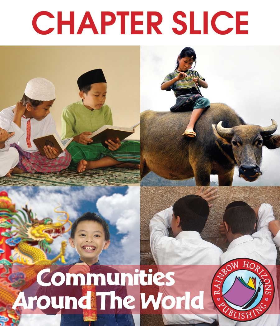 Communities Around The World Gr. 2-3 - CHAPTER SLICE - eBook