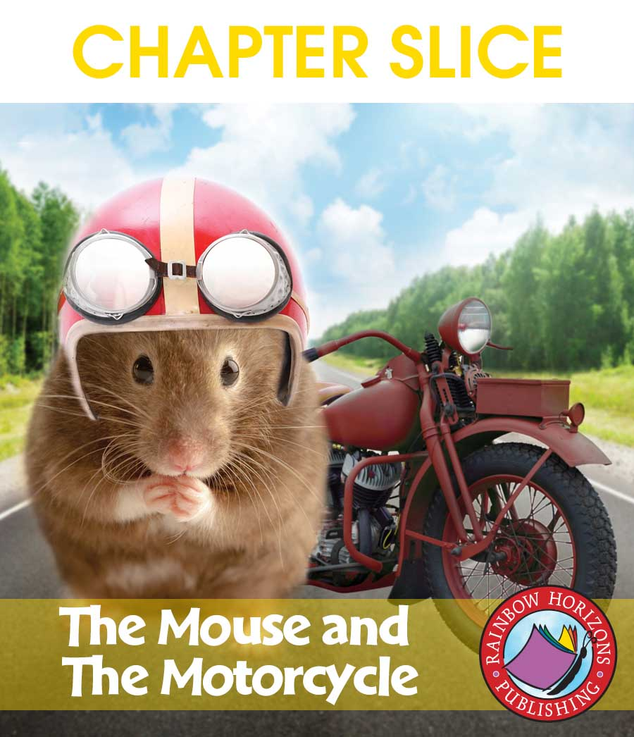 The Mouse and The Motorcycle (Novel Study) Gr. 3-4 - CHAPTER SLICE - eBook