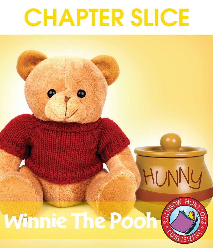 Winnie The Pooh (Novel Study) Gr. 3-4 - CHAPTER SLICE - eBook
