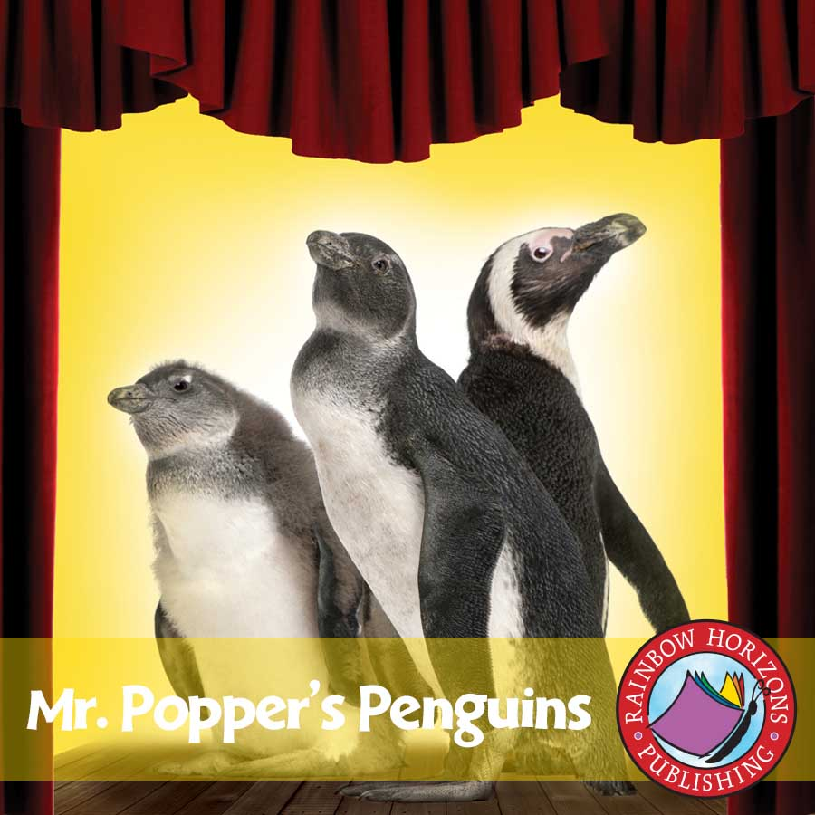 Mr. Popper's Penguins (Novel Study) Gr. 5-6 - eBook