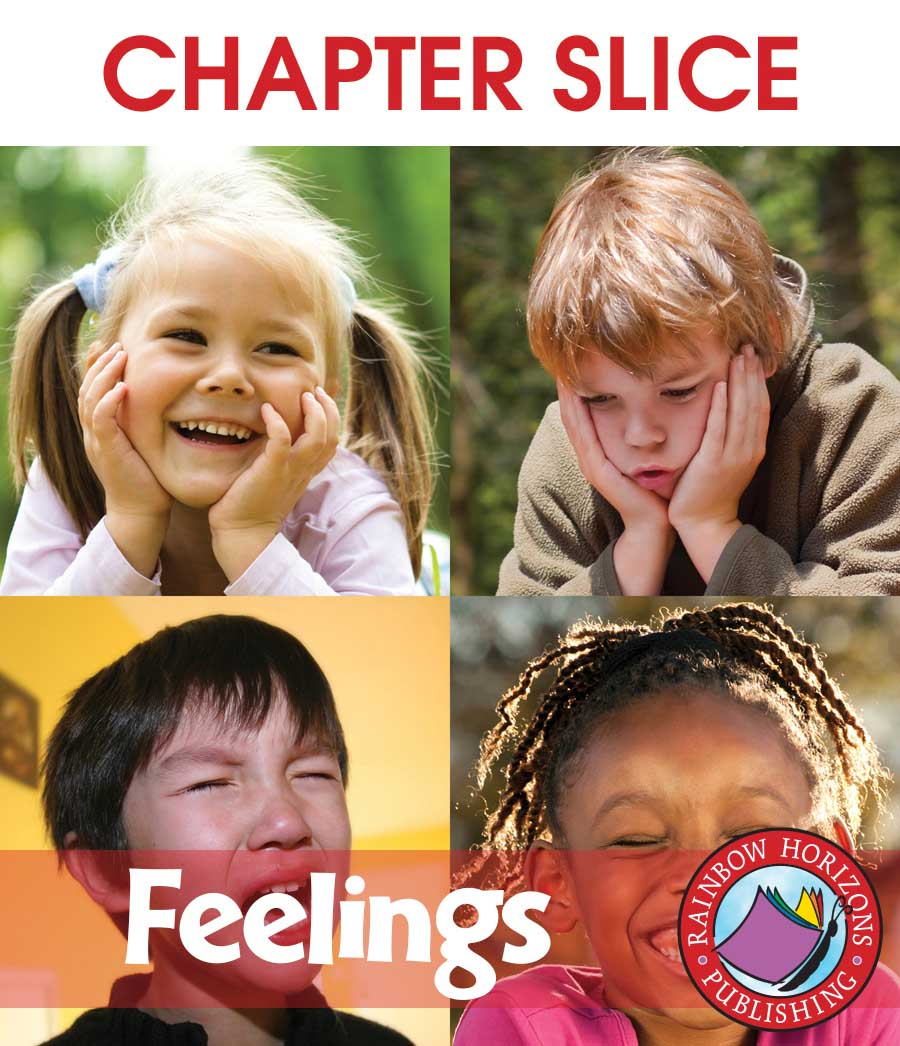 Feelings: A Sad, Mad, Grumpy, Happy Good Time Gr. 1 - CHAPTER SLICE - eBook