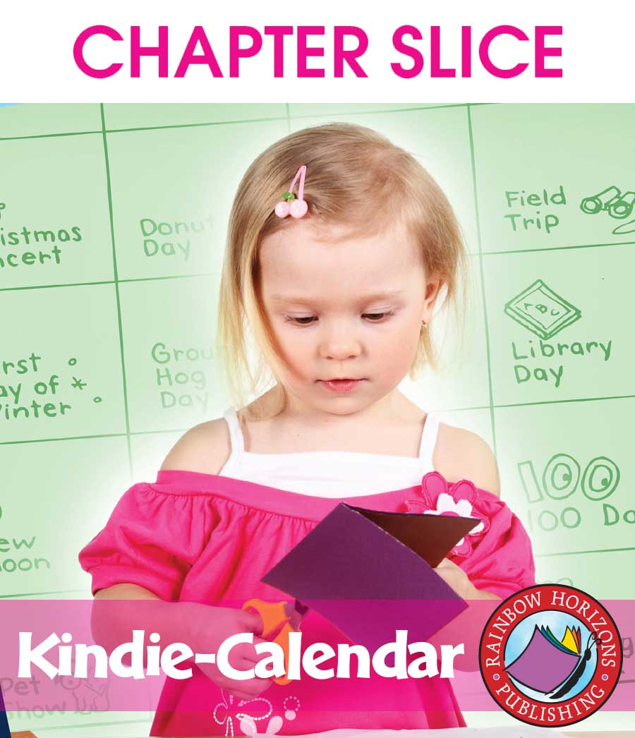 Kindie-Calendar Gr. PK-1 - CHAPTER SLICE - eBook