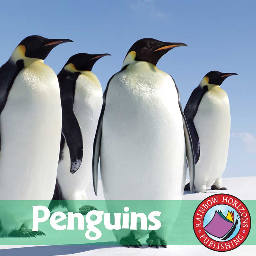 Penguins Gr. K - eBook