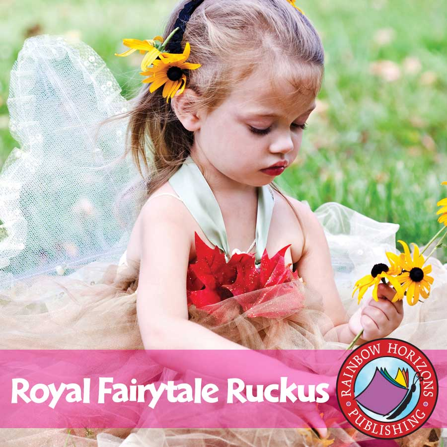 Royal Fairytale Ruckus Gr. K - eBook