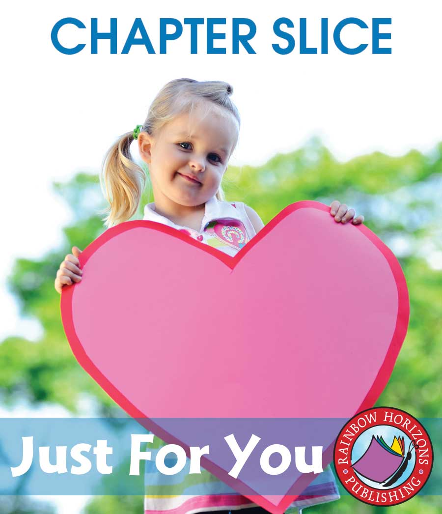 Just For You Gr. PK-1 - CHAPTER SLICE - eBook