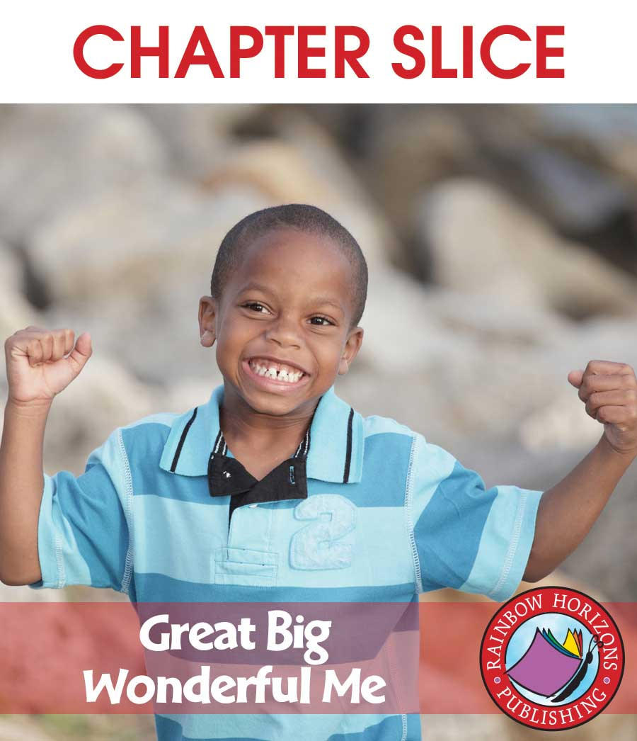 Great Big Wonderful Me Gr. K-1 - CHAPTER SLICE - eBook