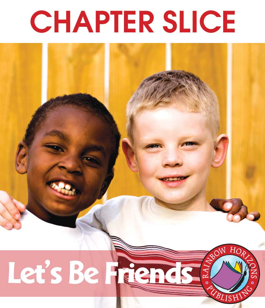 Let's Be Friends Gr. K-1 - CHAPTER SLICE - eBook