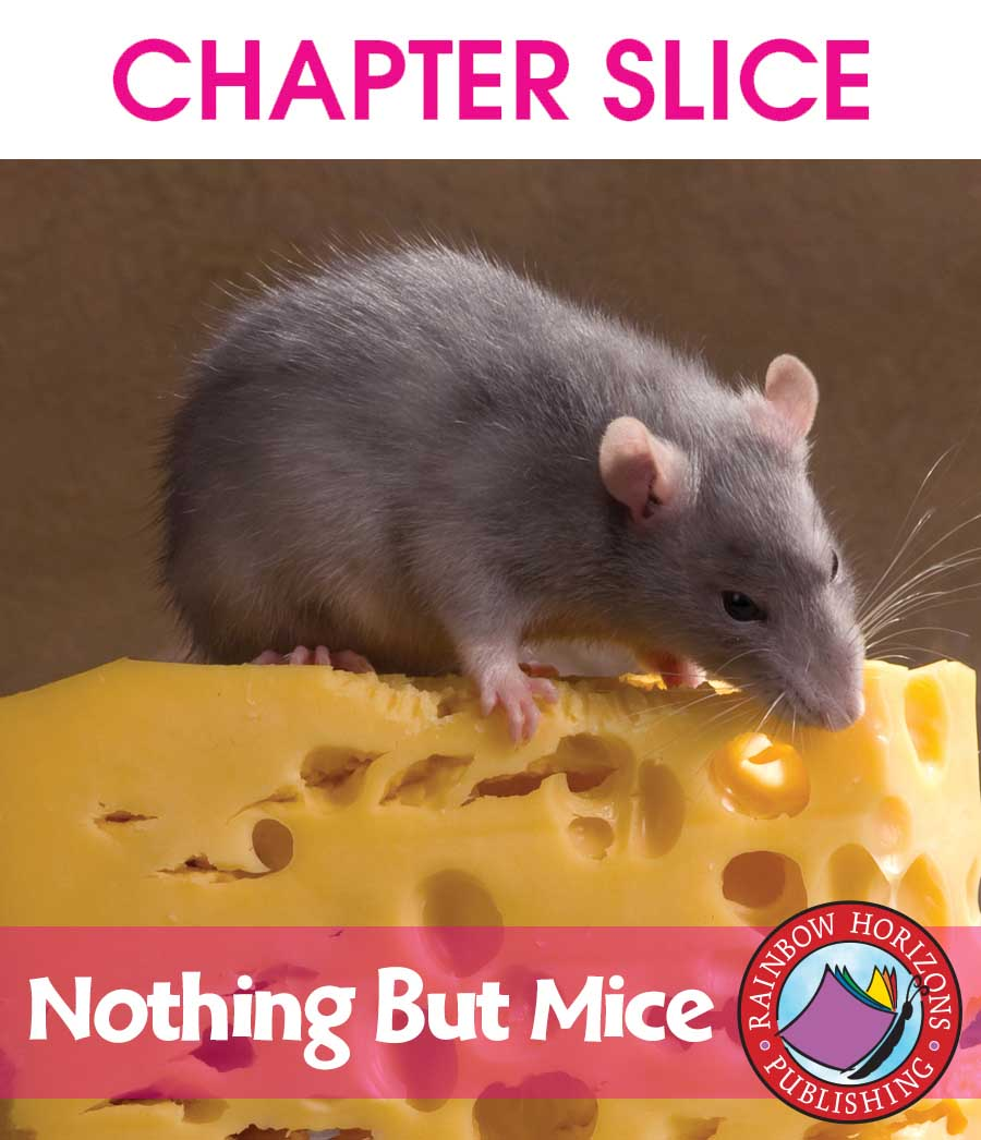 Nothing But Mice Gr. K-1 - CHAPTER SLICE - eBook