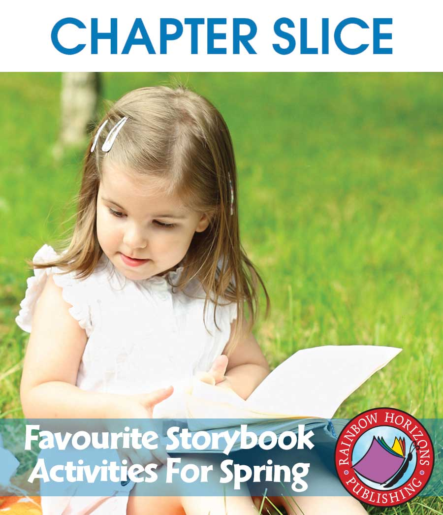 Favourite Storybook Activities For Spring Gr. K-1 - CHAPTER SLICE - eBook