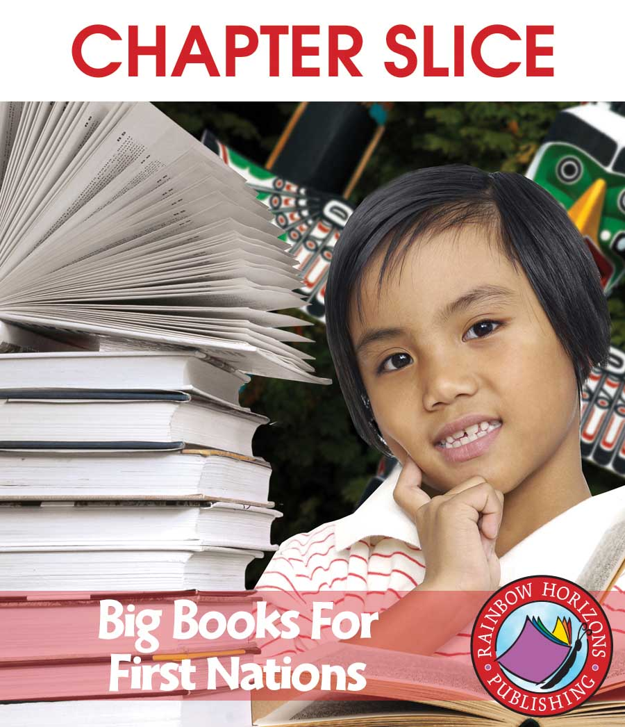 Big Books For First Nations Gr. K-2 - CHAPTER SLICE - eBook