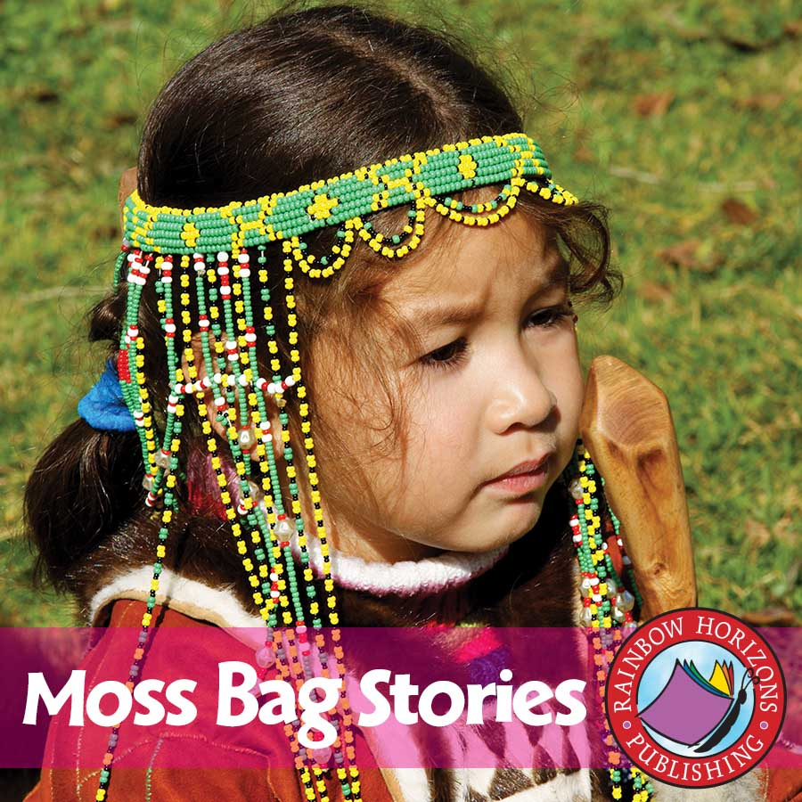 Moss Bag Stories Gr. K-2 - eBook