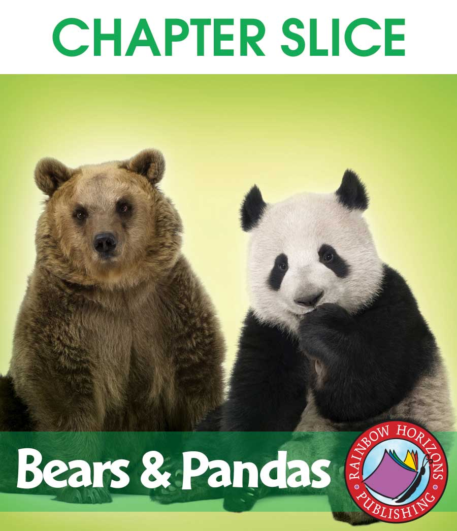 Bears and Pandas Gr. 1-2 - CHAPTER SLICE - eBook