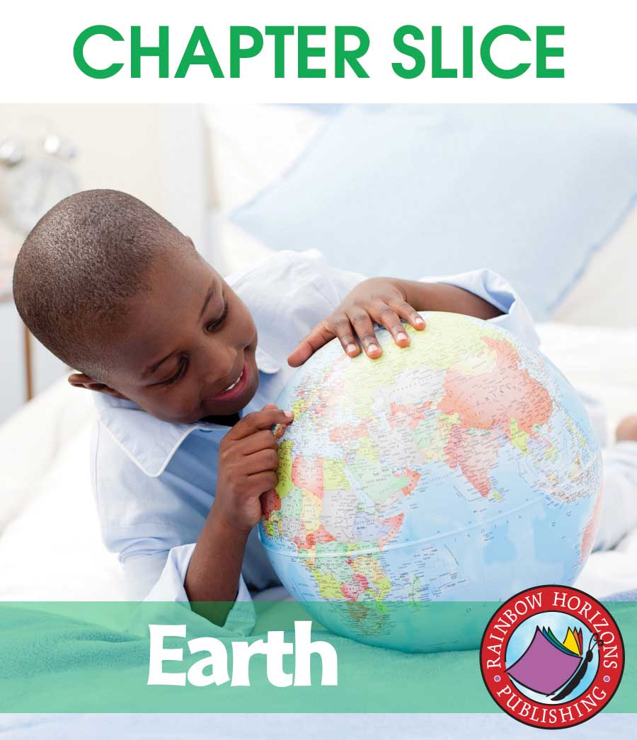Earth Gr. 1-2 - CHAPTER SLICE - eBook