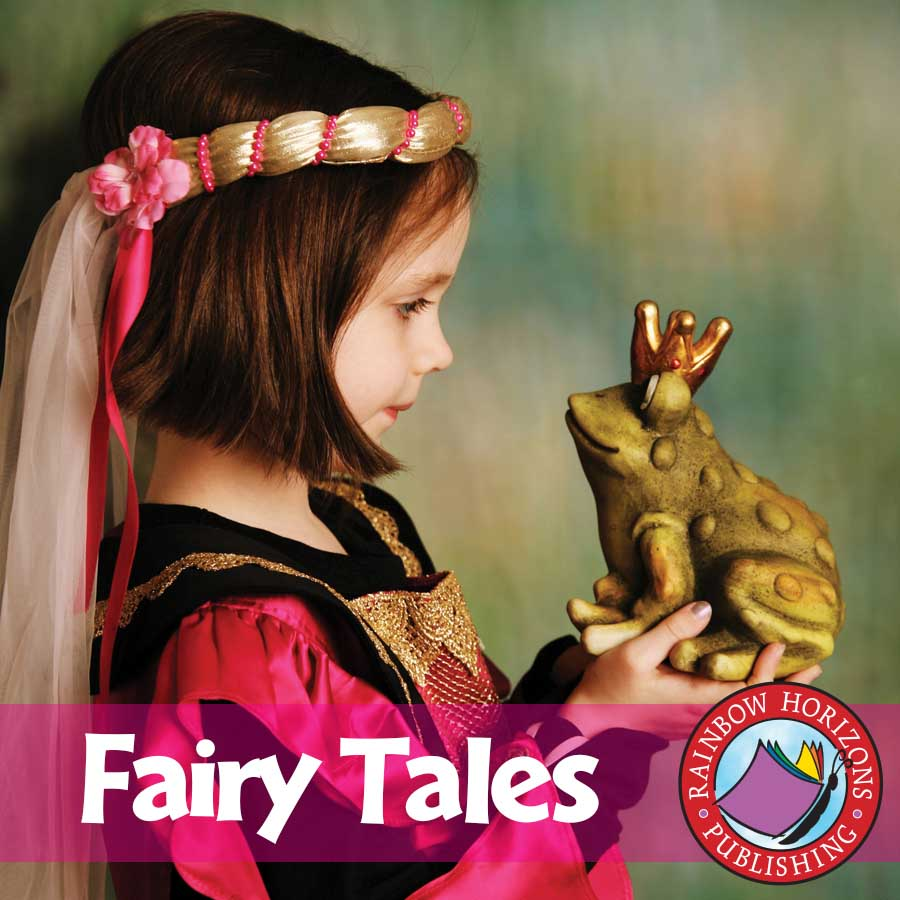 Fairy Tales Gr. 1-2 - eBook