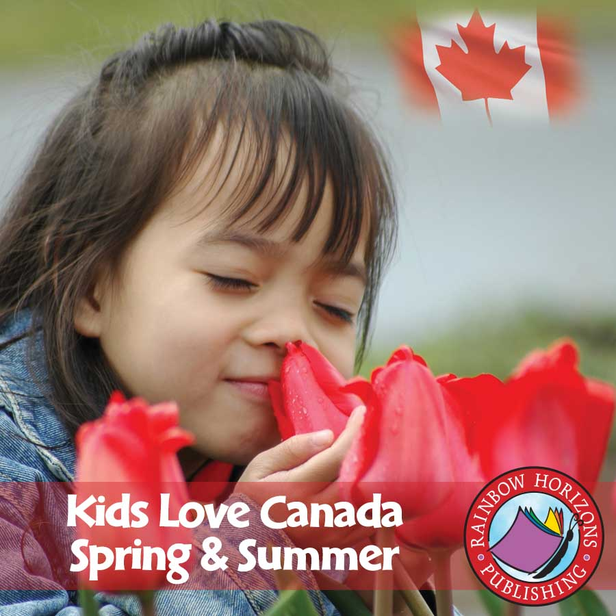 Kids Love Canada: Spring & Summer Gr. K-2 - eBook