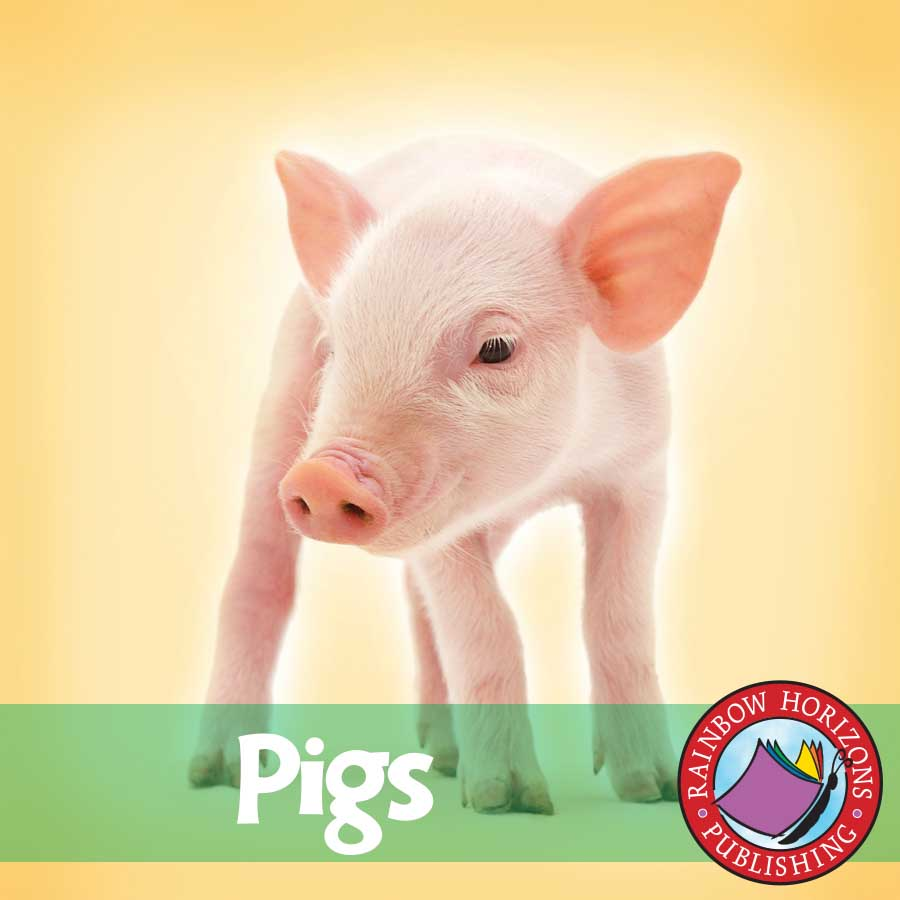 Pigs Gr. K-2 - eBook