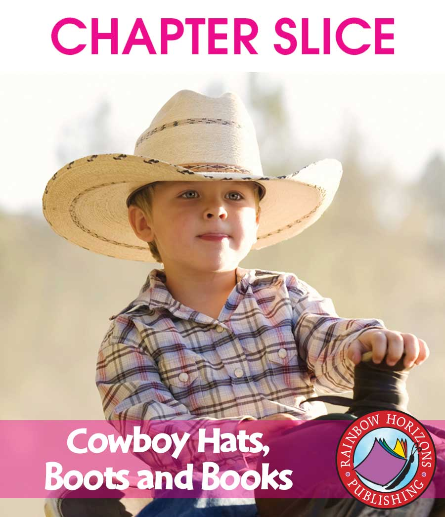 Cowboy Hats, Boots and Books Gr. K-2 - CHAPTER SLICE - eBook