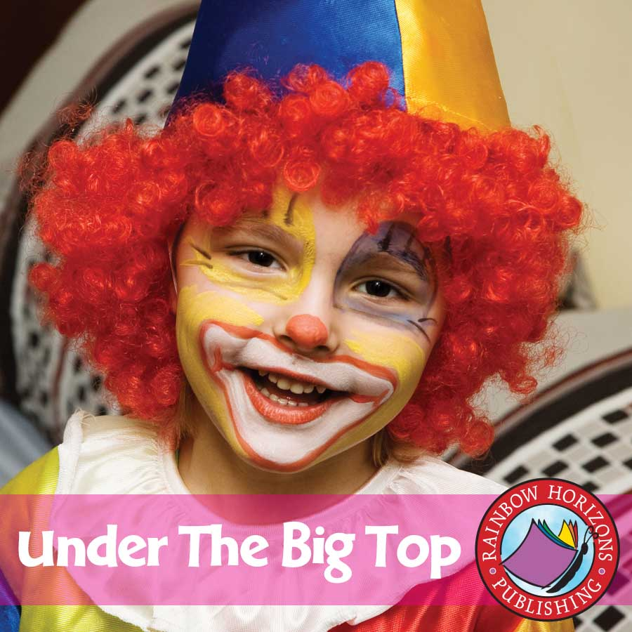 Under The Big Top Gr. PK-K - eBook