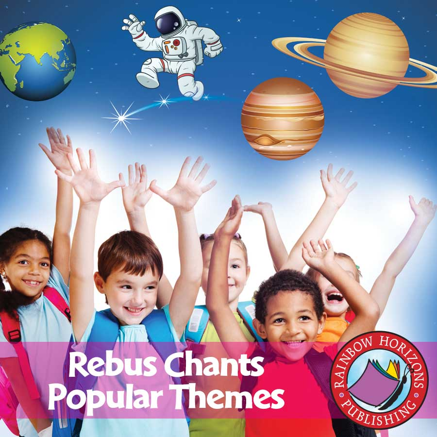 Rebus Chants Volume 2: Popular Themes Gr. K-1 - eBook