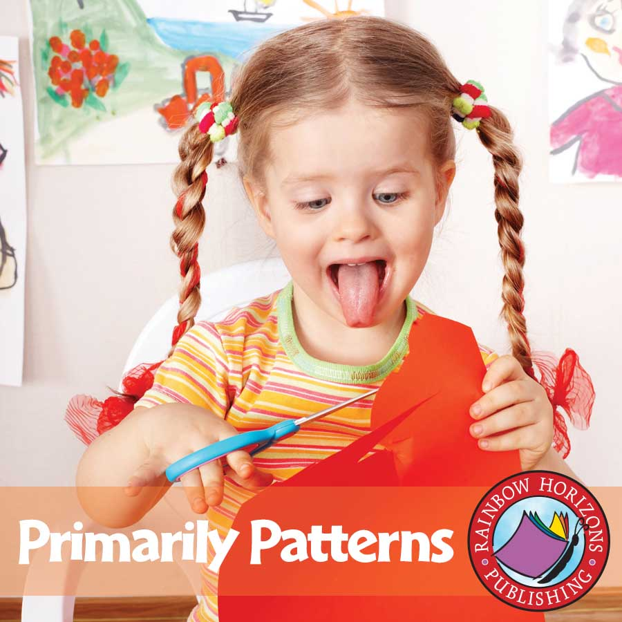 Primarily Patterns Gr. PK-1 - eBook
