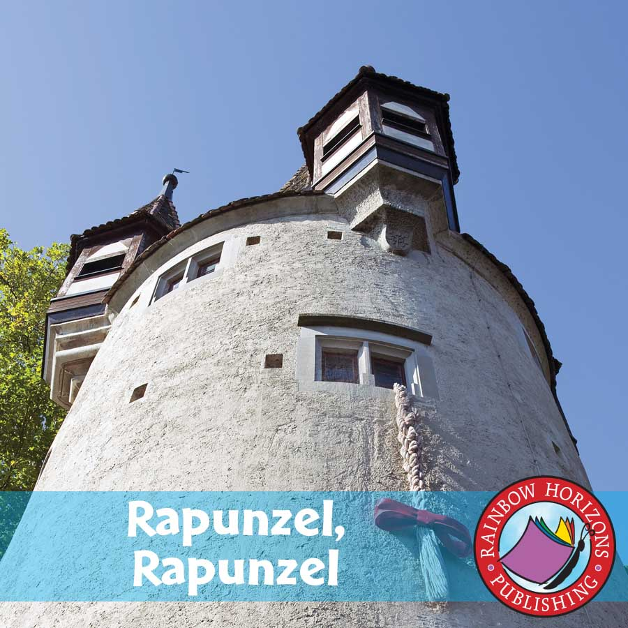 Big Book: Rapunzel, Rapunzel Gr. K-3 - eBook