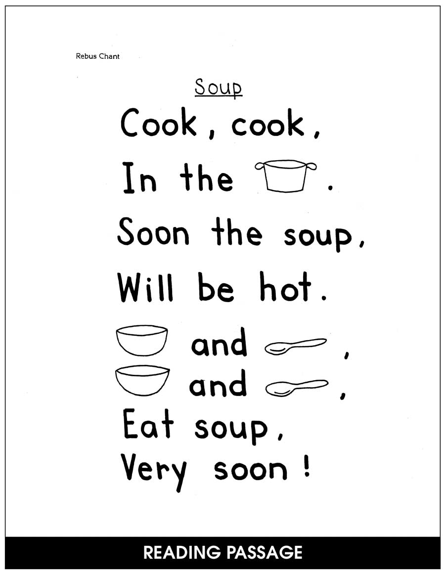 Vern's Vegetable Soup Gr. K-2 - CHAPTER SLICE - eBook
