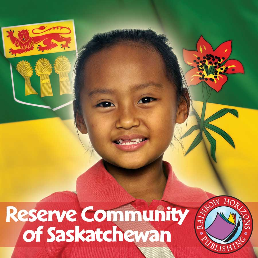 Reserve Community of Saskatchewan Gr. K-2 - eBook