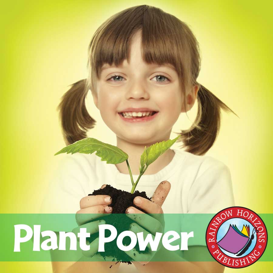Plant Power Gr. 1-2 - eBook