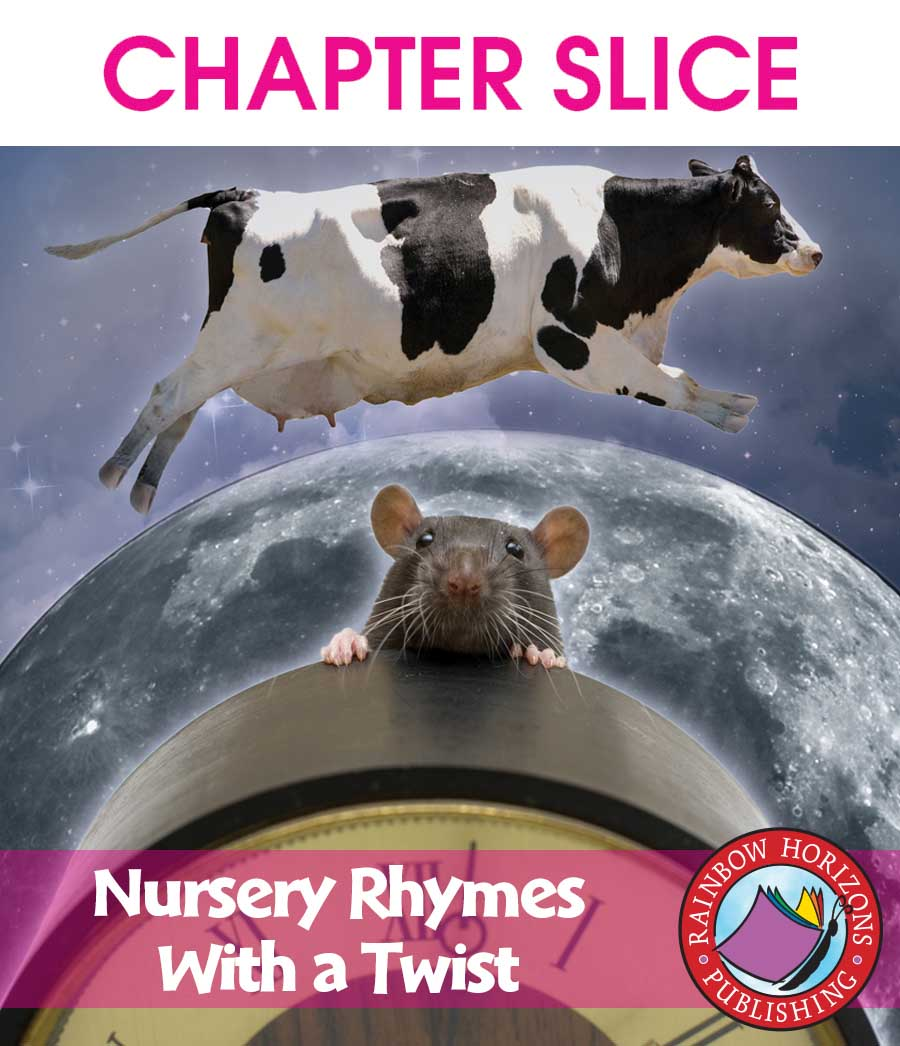 Nursery Rhymes With A Twist Gr. PK-1 - CHAPTER SLICE - eBook