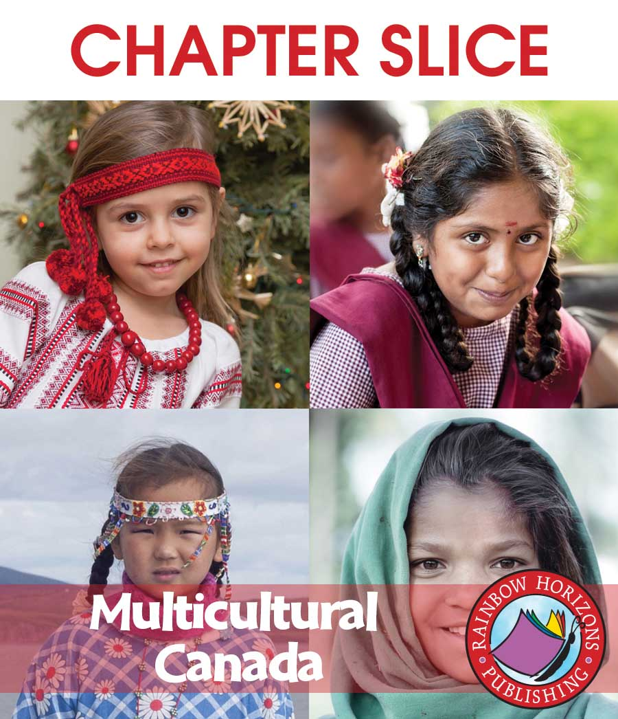 Multicultural Canada Gr. 2-3 - CHAPTER SLICE - eBook