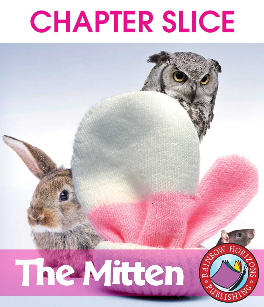 The Mitten (Novel Study) Gr. K-1 - CHAPTER SLICE - eBook