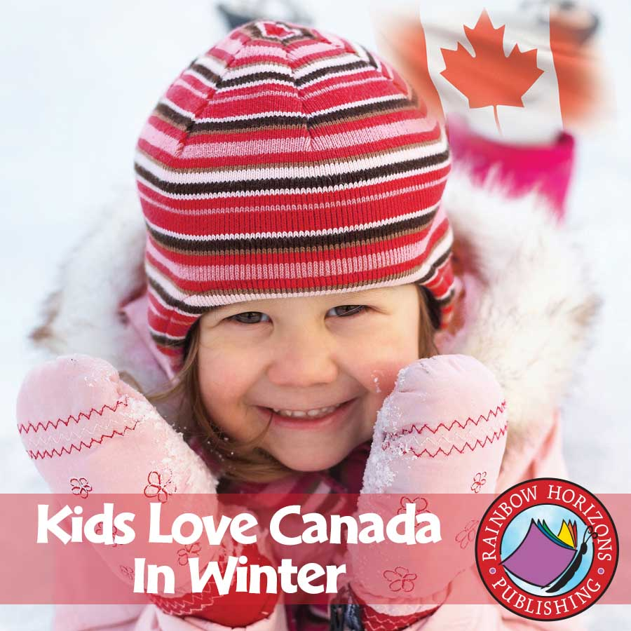 Kids Love Canada: In Winter Gr. K-2 - eBook