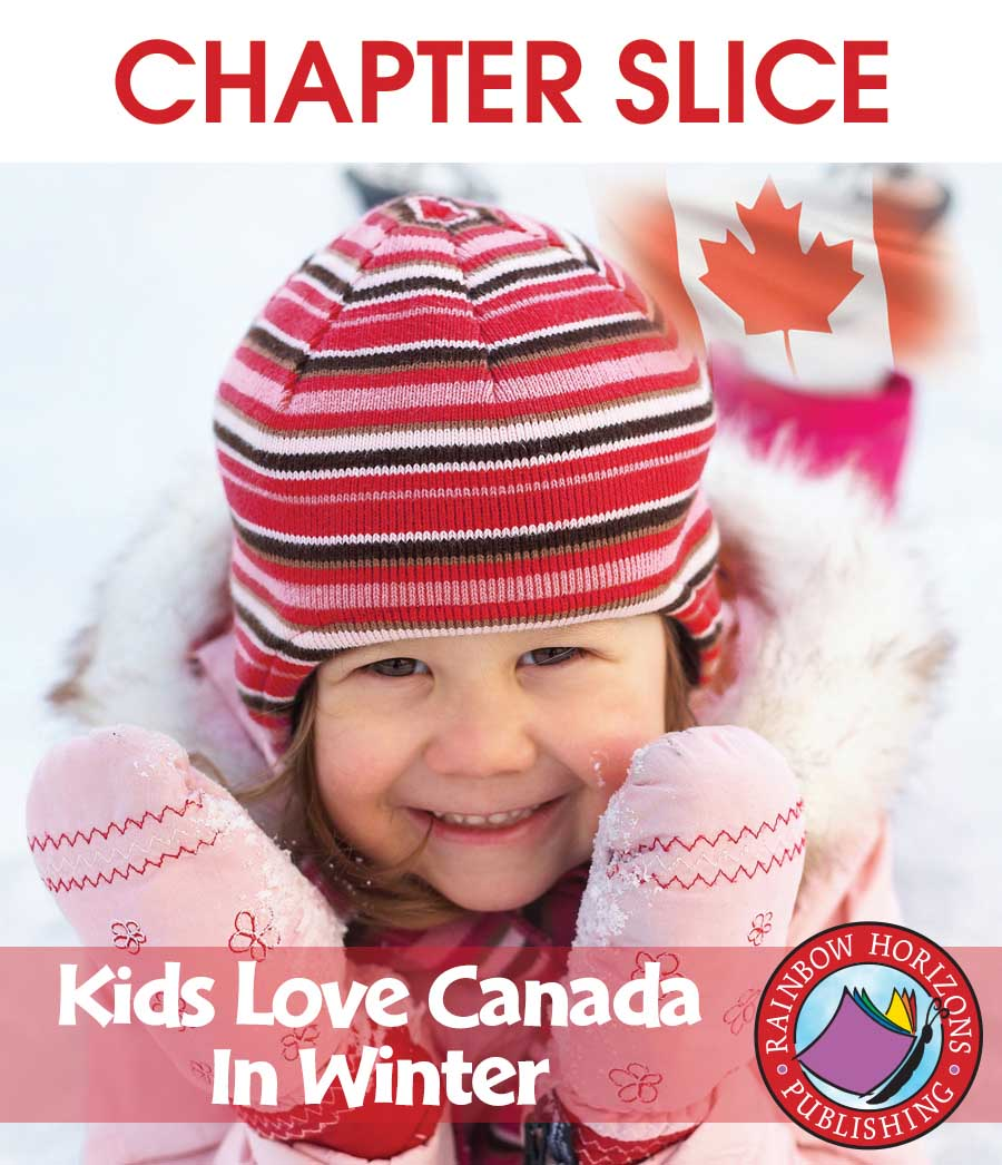 Kids Love Canada: In Winter Gr. K-2 - CHAPTER SLICE - eBook