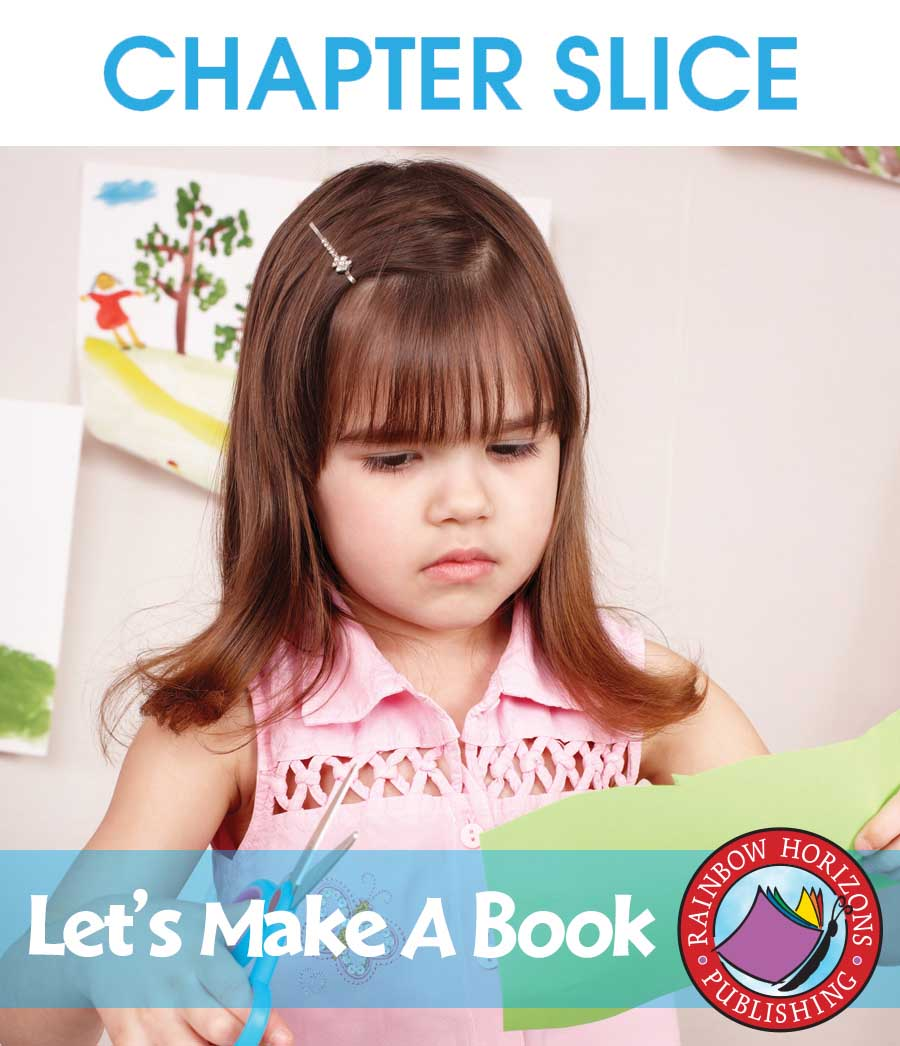Let's Make A Book Gr. 1-2 - CHAPTER SLICE - eBook