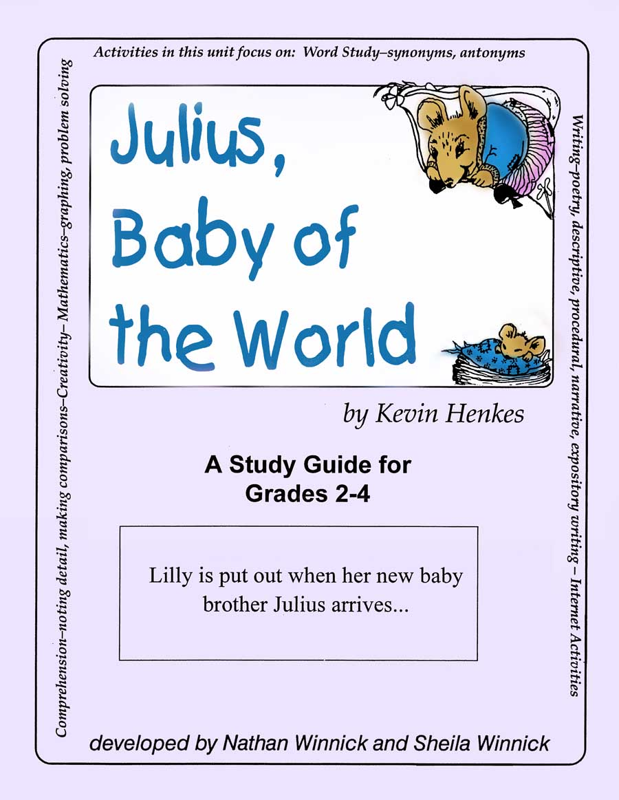 Worksheets Sheila Rae The Brave Worksheets novel study guides rainbow horizons publishing ready made lessons julius baby of the world guidegrades 2 3 4price range 7 99view details