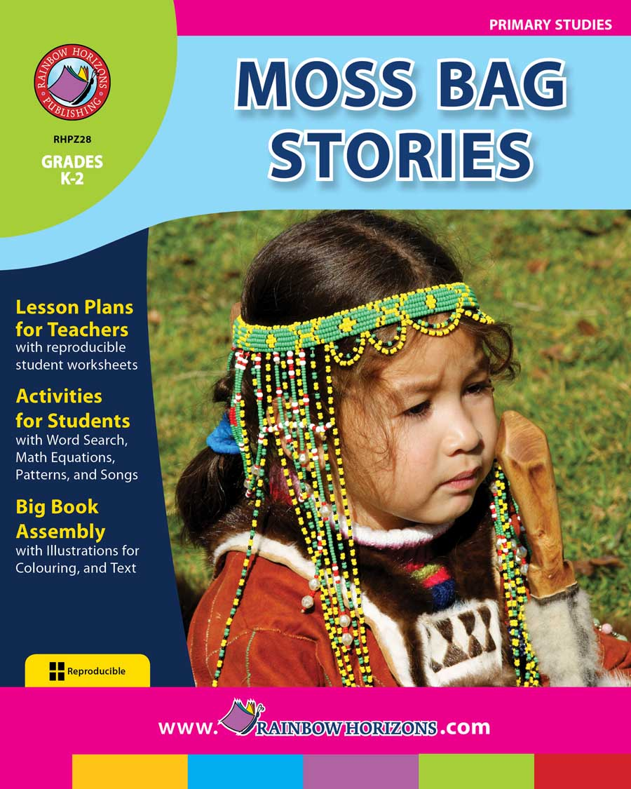 Moss Bag Stories Gr. K-2 - print book