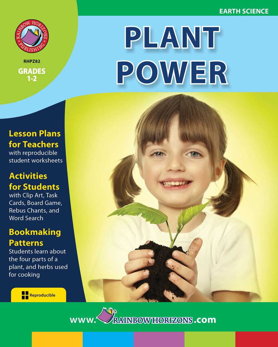 Plant Power Gr. 1-2 - print book